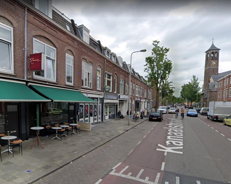 Kamer te huur in de Kanaalstraat in Utrecht