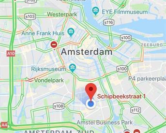 Kamer in Amsterdam, Schipbeekstraat op Kamernet.nl: Tijdelijke huisgenoot gezocht (±12 maanden)