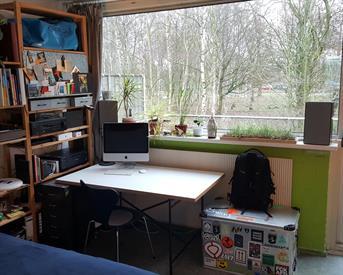 Kamer in Delft, Brahmslaan op Kamernet.nl: chille meerderejaars/master student(m/v) gezocht!