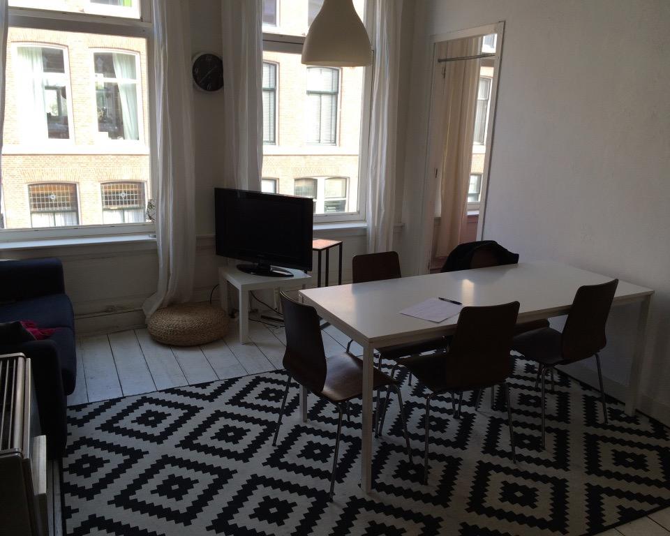 Kamer te huur in de Van Speijkstraat in Den Haag