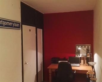 Kamer aan Montgomerylaan in Delft
