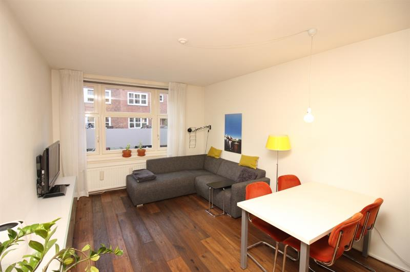 Appartement aan Marco Polostraat in Amsterdam
