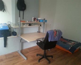 Kamer in Leeuwarden, Elizabethstraat op Kamernet.nl: Huize Badeend