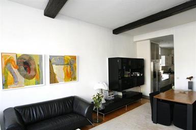 Kamer in Maastricht, Sint Catharinastraat op Kamernet.nl: Volledig gemeubileerd 1-slaapkamer appartement