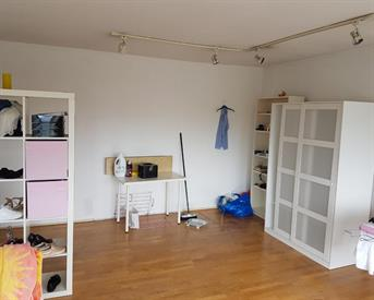 Kamer in Amsterdam, Wamberg op Kamernet.nl: Cozy and clean room in Amsterdam south