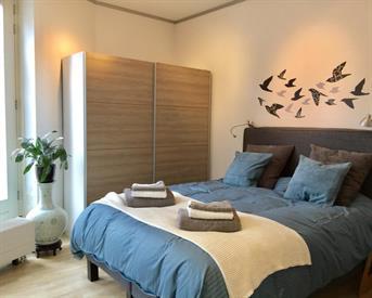 Kamer in Den Haag, Hillebrant Jacobsplein op Kamernet.nl: Grote kamer in een modern appartement