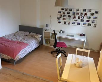 Kamer in Groningen, Berkelstraat op Kamernet.nl: Ruime kamer in rustig huis
