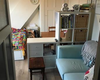 Kamer in Breda, Wilhelminasingel op Kamernet.nl: Kamer van ±20m2 te huur incl. balkon