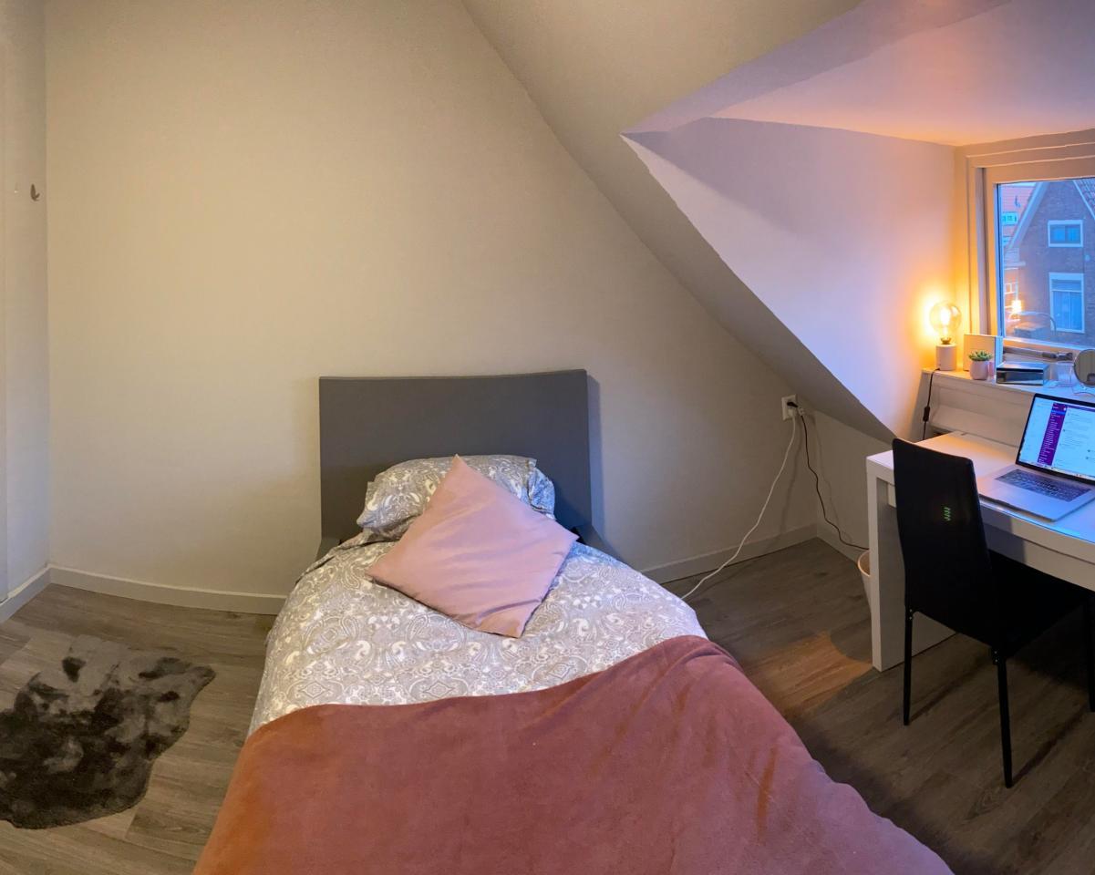 Kamer te huur in de Bakhuizen van den Brinkstraat in Haarlem