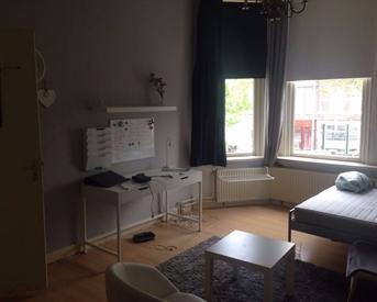 Kamer aan Beeklaan in Den Haag