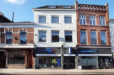 Kamer in Breda, Haagdijk op Kamernet.nl: Zeer net instapklaar appartement