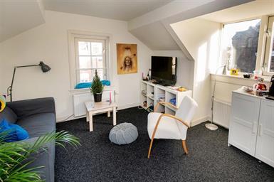 Kamer in Arnhem, Amsterdamseweg op Kamernet.nl: Prachtige semi zelfstandige studio te huur!