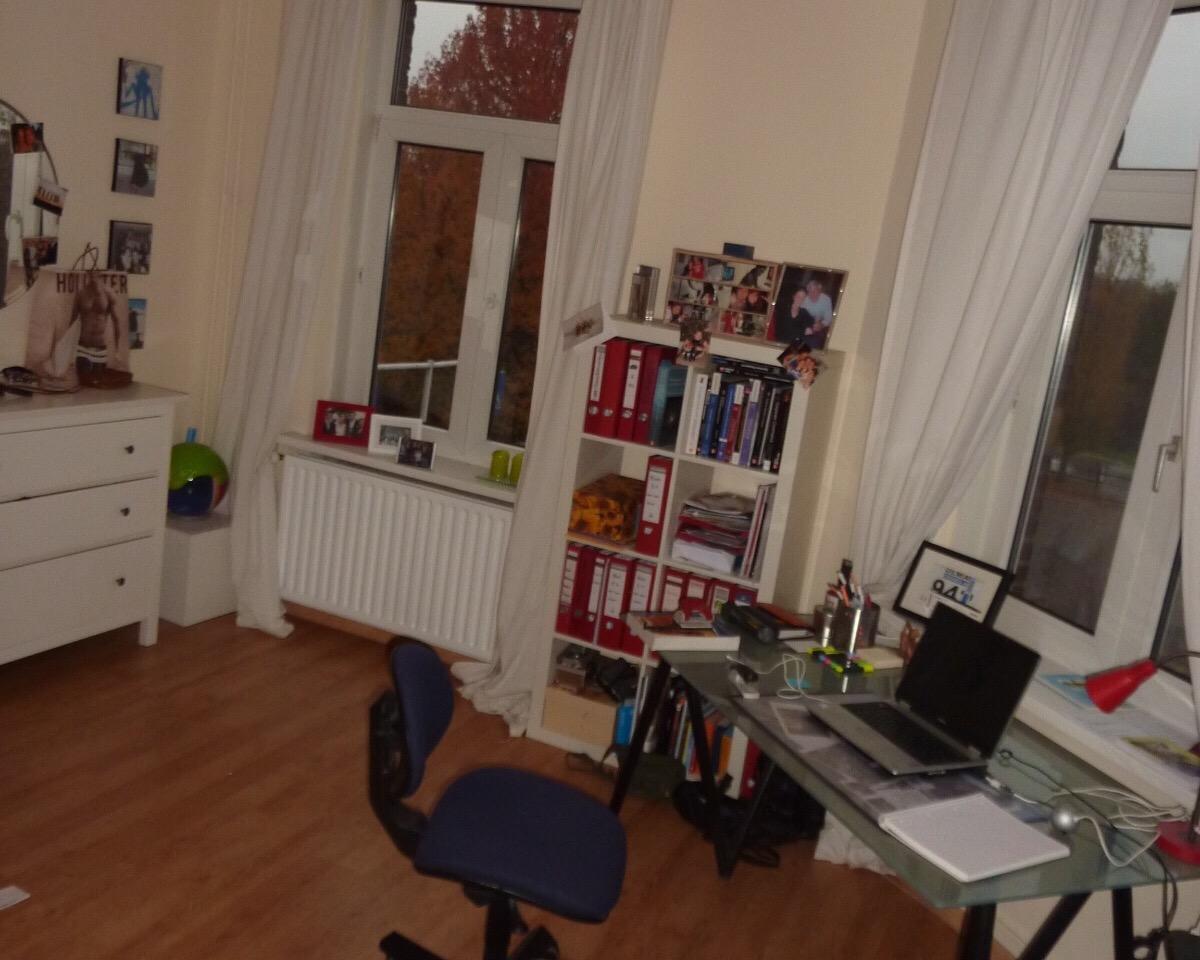 Studio aan Statensingel in Maastricht