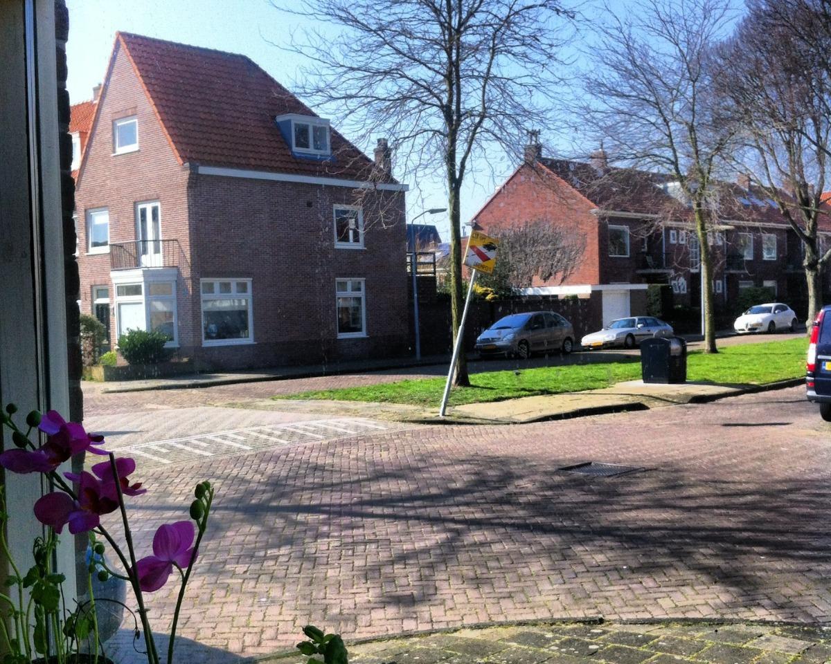 Kamer te huur in de Amperelaan in Haarlem