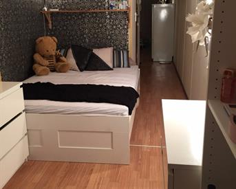 Kamer in Amsterdam, H.J.E. Wenckebachweg op Kamernet.nl: Cosy studio to rent for 3 months (or longer)