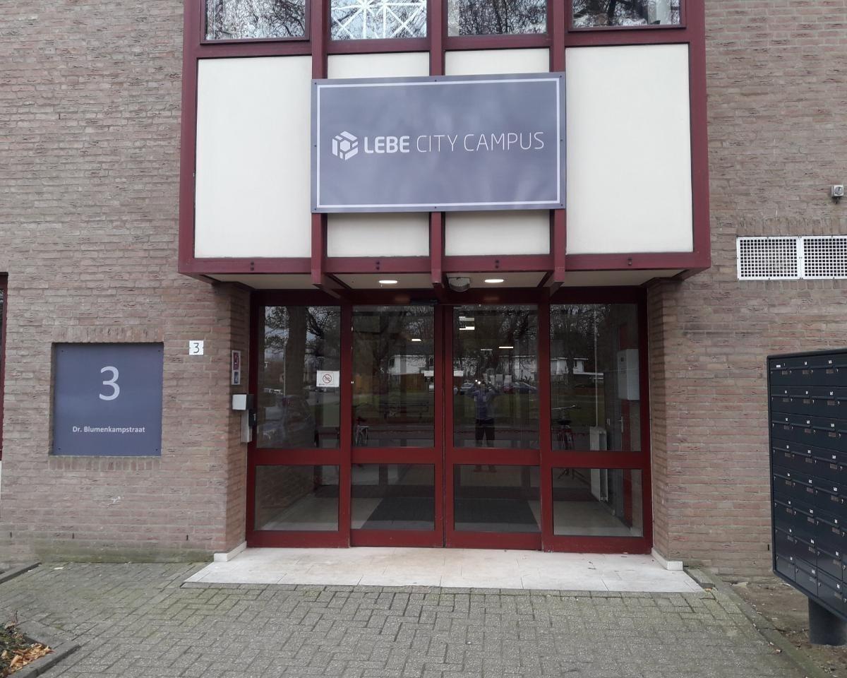 Dokter Blumenkampstraat