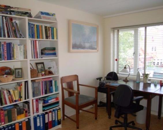 Kamer aan Julianaweg in Utrecht