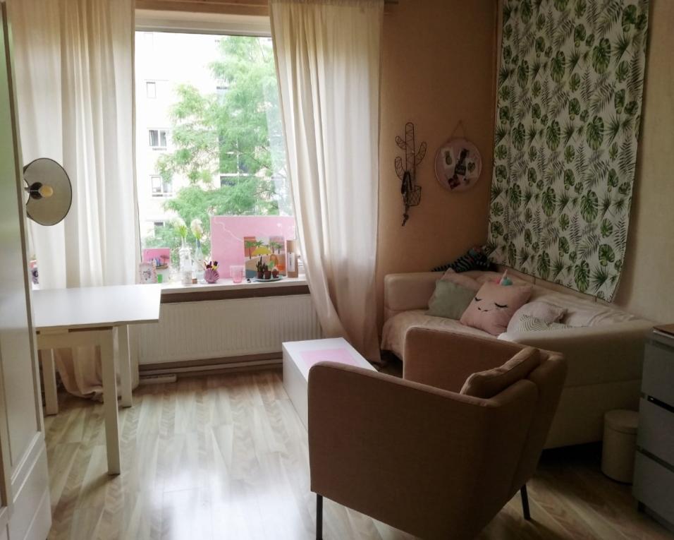 Kamer te huur in de Hoogstraat in Rotterdam