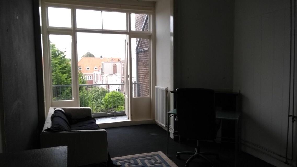 Kamer aan Copernicuslaan in Den Haag