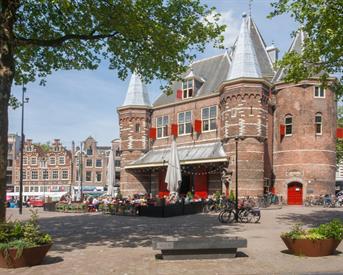 Kamer in Amsterdam, Nieuwmarkt op Kamernet.nl: Apartment Nieuwmarkt in Amsterdam