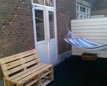 Appartement aan Javastraat in Utrecht