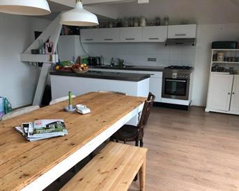 Kamer in Breda, Nieuwe Prinsenkade op Kamernet.nl: PENTHOUSE ALERT BREDA PER 1/ HALF MEI