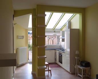 Kamer in Den Haag, Daltonstraat op Kamernet.nl: 3-kamer appartement met 25m2 tuin