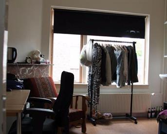 Kamer in Groningen, Van Kerckhoffstraat op Kamernet.nl: Kamer van 15m2 met eigen balkon