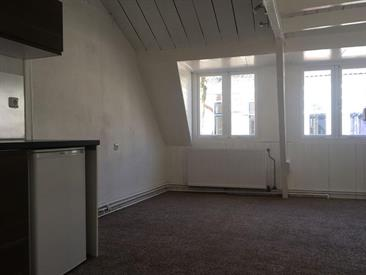 Kamer in Utrecht, Gildstraat op Kamernet.nl: Ruime bovenwoning met vliering in Wittevrouwen