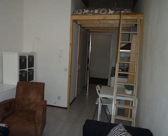 Kamer in Tilburg, Wittebollestraat op Kamernet.nl: Studio ( 26m2 ) met slaap-vide en huurtoeslag