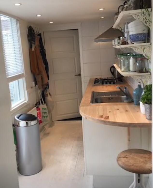 Kamer in Den Haag, Werfstraat op Kamernet.nl: Vissershuisje te huur