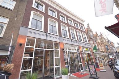 Kamer in Dordrecht, Lenghengang op Kamernet.nl: Zeer fraai gelegen appartement in het centrum van Dordrecht