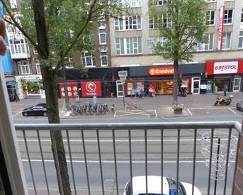 Kamer in Amsterdam, Bilderdijkstraat op Kamernet.nl: Prachtig appartement op TOP locatie voor delers