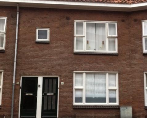 Kamer te huur in de Cremerstraat in Haarlem