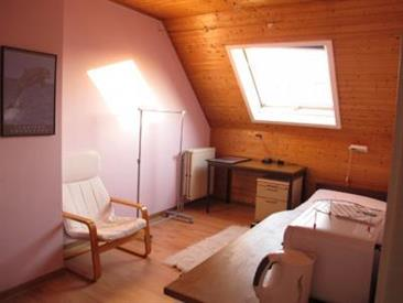 Kamer in Ottignies-Louvain-la-Neuve, Fond de Bondry op Kamernet.nl: Gemeubileerde kamer te huur in het leven