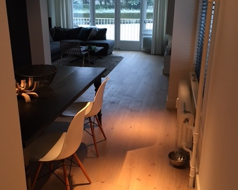 Kamer aan Jan Nieuwenhuyzenstraat in Breda