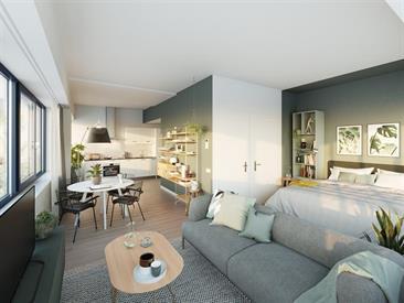 Kamer in Capelle aan den IJssel, Wormerhoek op Kamernet.nl: Loft op begane grond complex