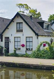 Kamer in Abcoude, Voordijk op Kamernet.nl: Knusse karakteristieke vrijstaande eengezinswoning