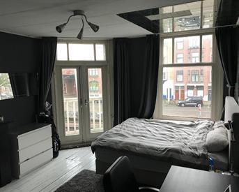 Kamer in Rotterdam, Oostzeedijk Beneden op Kamernet.nl: Ruime kamer in studentenhuis gelegen in Kralingen
