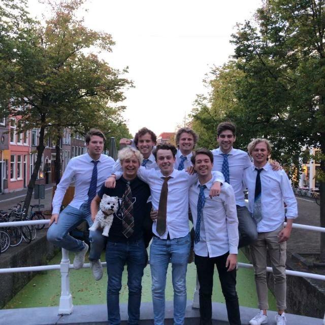 Kamer te huur in de Voorstraat in Delft