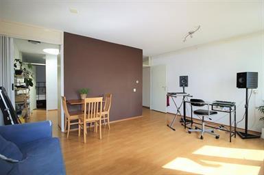 Kamer in Amsterdam, Van Noordtkade op Kamernet.nl: Cozy unfurnished 1-bedroom apartment