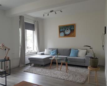 Kamer in Den Haag, Roemer Visscherstraat op Kamernet.nl: Ruim, licht aparttement