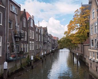 Kamer in Dordrecht, Voorstraat op Kamernet.nl: Kamer in de historische binnenstad van Dordrecht