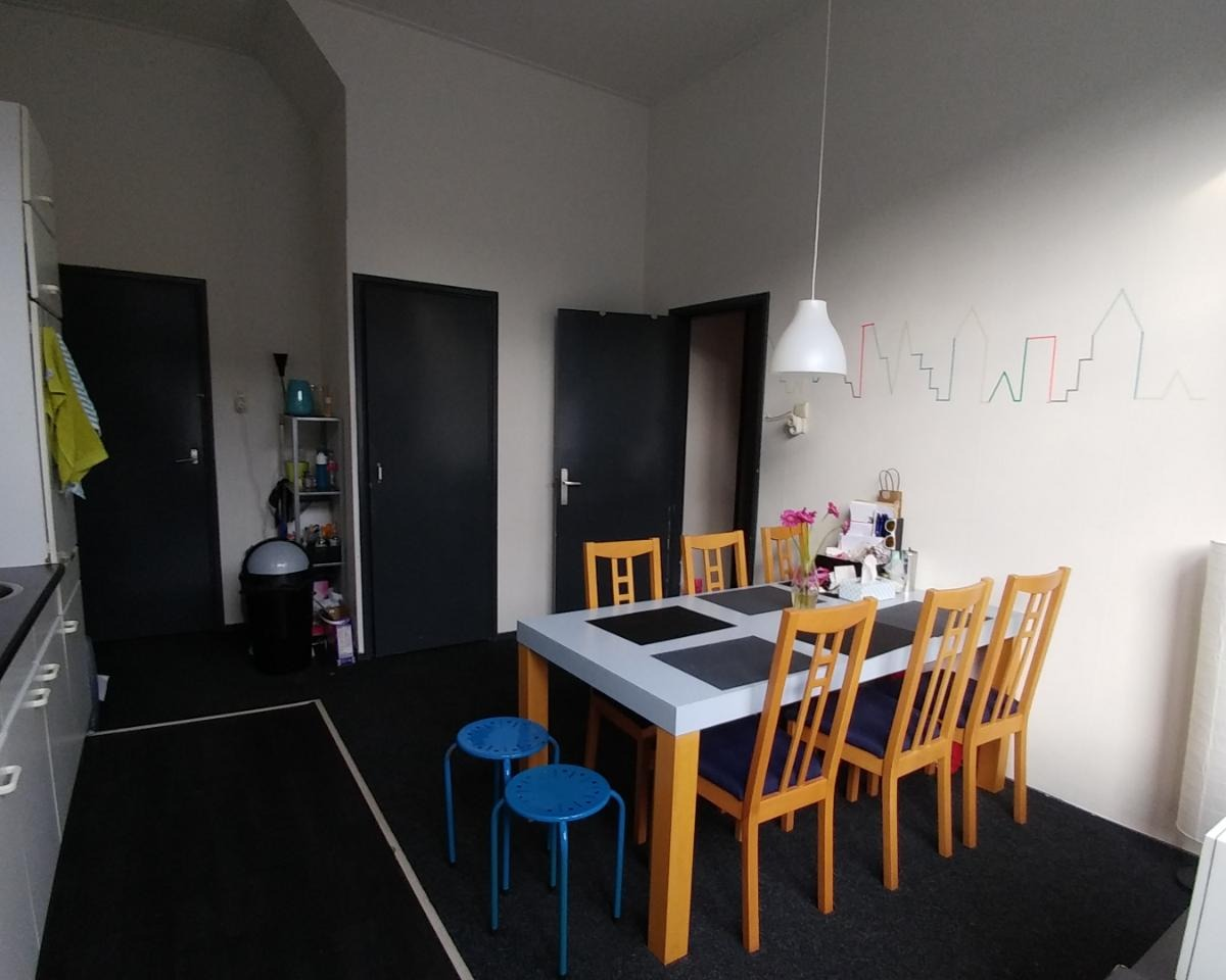 Kamer aan Baljeestraat in Leeuwarden