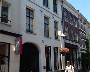Kamer in Arnhem, Kerkstraat op Kamernet.nl: Mooie kamer   in het oude  centrum