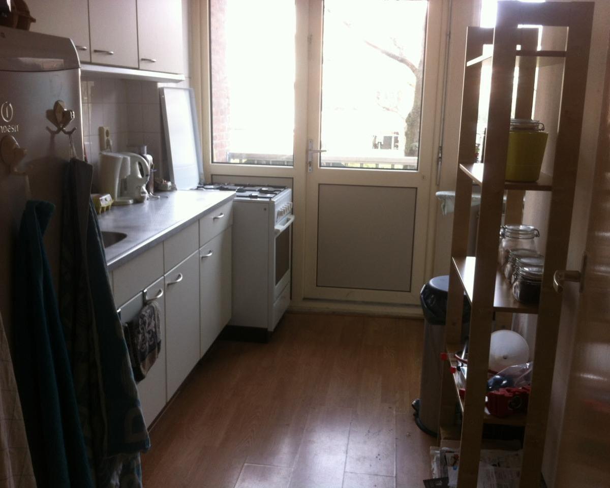 Kamer te huur in de Werengouw in Amsterdam