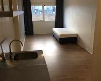 Kamer in Groningen, Damsterdiep op Kamernet.nl: Per direct beschikbaar - studio
