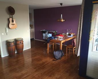 Kamer in Utrecht, Busken Huetstraat op Kamernet.nl:  Sfeervol appartement Nieuw Engeland