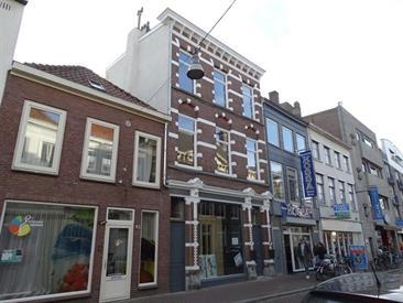 Kamer in Breda, Boschstraat op Kamernet.nl: 2-kamerappartement met balkon en gezamenlijke berging
