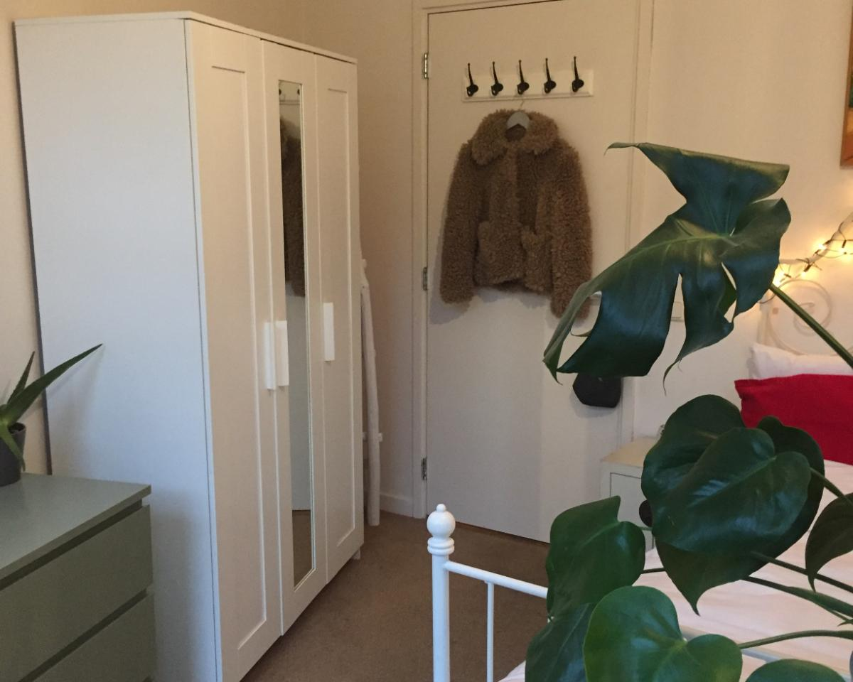 Kamer aan Rapenburg in Leiden